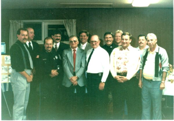 Chief Raymond S Smith Retirement Party