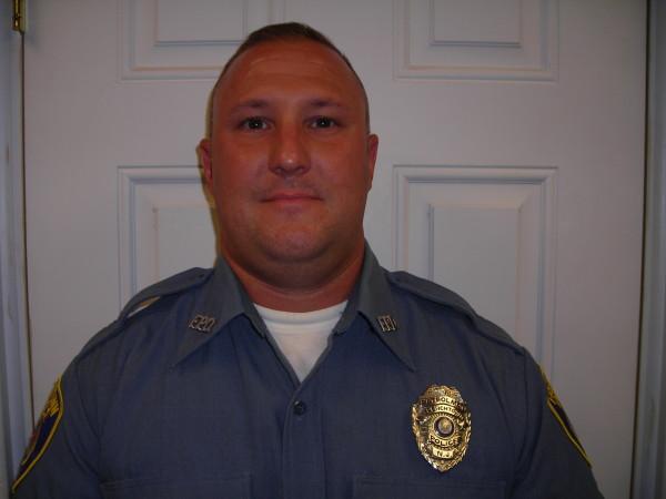 Patrolman Robert Wm Young Jr.
